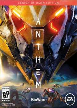 Anthem Crack PC Free Download Torrent Skidrow