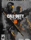 Call of Duty Black Ops 4 Crack PC Free Download Torrent Skidrow