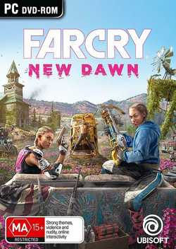 Far Cry New Dawn Crack PC Free Download Torrent Skidrow