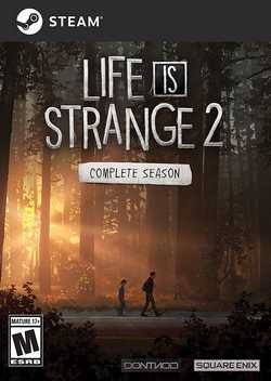 Life is Strange 2 Crack PC Free Download Torrent Skidrow