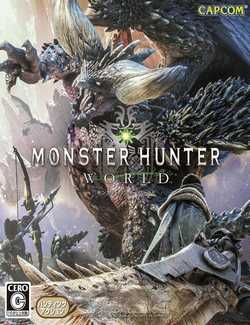 Monster Hunter World Crack PC Free Download Torrent Skidrow