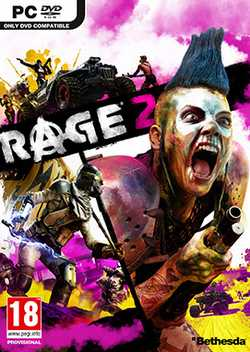 RAGE 2 Crack PC Free Download Torrent Skidrow