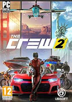 The Crew 2 Crack PC Free Download Torrent Skidrow