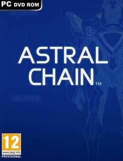 Astral Chain-CODEX