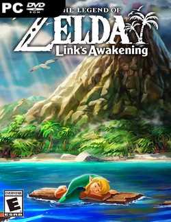 The Legend of Zelda Link's Awakening-CODEX