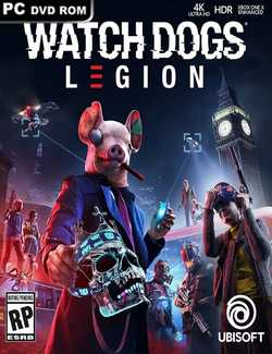 Watch Dogs Legion-CODEX