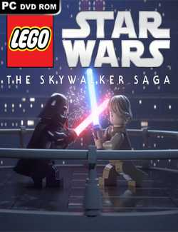 Lego Star Wars The Skywalker Saga-CODEX