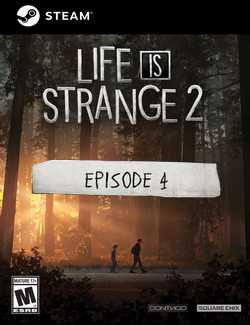 Life is Strange 2 Episode 4-CODEX