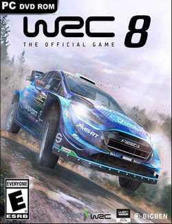 WRC 8 FIA World Rally Championship-CODEX