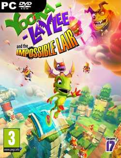 Yooka-Laylee and the Impossible Lair-CODEX