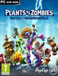 Plants vs Zombies Battle for Neighborville-CODEX