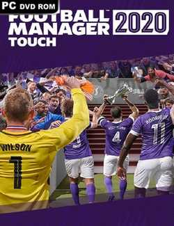 Football Manager 2020 Touch-CODEX