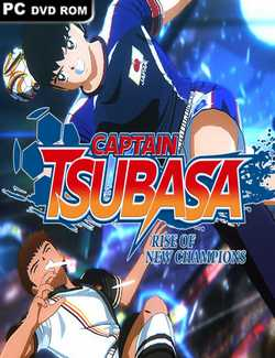 Captain Tsubasa Rise of New Champions-CODEX
