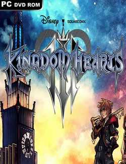 Kingdom Hearts III Re:Mind-CODEX