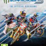 Monster Energy Supercross 3-CODEX