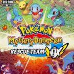 Pokémon Mystery Dungeon Rescue Team DX-CODEX