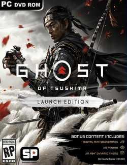 Ghost of Tsushima-CODEX