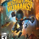 Destroy All Humans!-CODEX