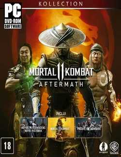 Mortal Kombat 11 Aftermath-CODEX