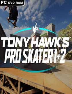 Tony Hawk's Pro Skater 1 + 2-CODEX