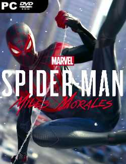 Marvel's Spider-Man Miles Morales-CODEX