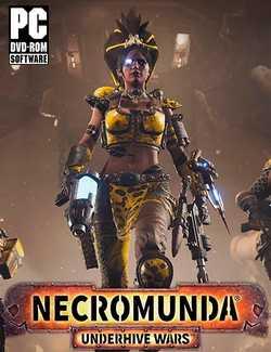 Necromunda Underhive Wars-CODEX