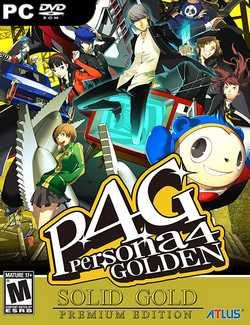 Persona 4 Golden-CODEX