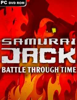 Samurai Jack Battle Through Time-CODEX