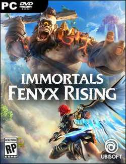 Immortals Fenyx Rising-CODEX