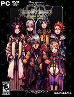 Kingdom Hearts Melody of Memory-CODEX