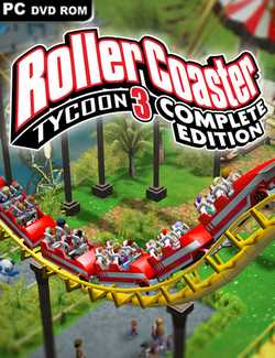 RollerCoaster Tycoon 3 Complete Edition-CODEX
