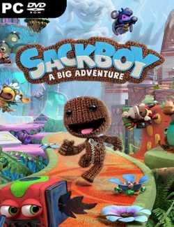 Sackboy A Big Adventure-CODEX