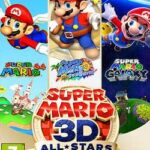 Super Mario 3D All-Stars-CODEX
