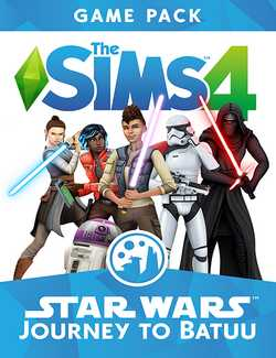 The Sims 4 Star Wars Journey to Batuu-CODEX