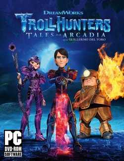Trollhunters Defenders of Arcadia-CODEX