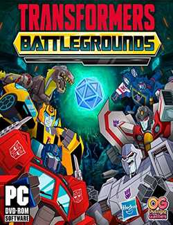 Transformers Battlegrounds-CODEX