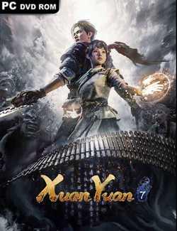Xuan Yuan Sword VII-CODEX