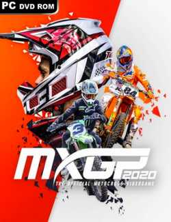 MXGP 2020 The Official Motocross Videogame-CODEX