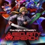 Five Nights at Freddy's Security Breach-CODEX
