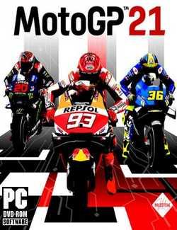 MotoGP 21-CODEX