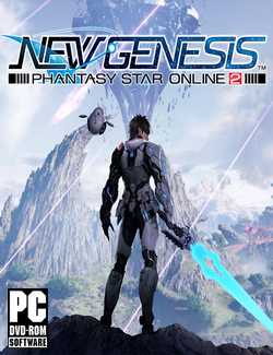 Phantasy Star Online 2 New Genesis-CODEX