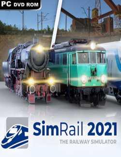 SimRail 2021 The Railway Simulator-CODEX