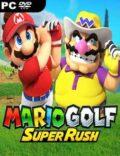 Mario Golf Super Rush-CODEX
